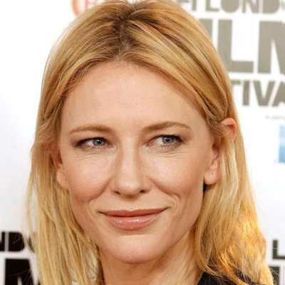 Cate Blanchett : Proyector sobre una actriz sin retoque