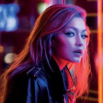 Gigi Hadid: a model at the top