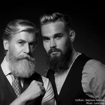 Objetivo: ¡guapo y sexy para las celebraciones! Peinados festivos para los hombres