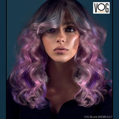 Cheveux pastels : la tendance 2015