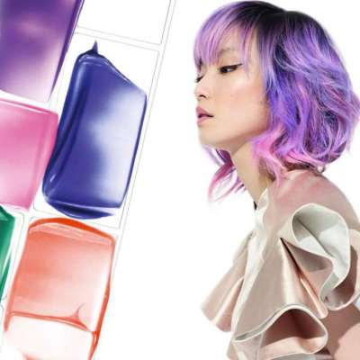 We fall for Colorful Hair by L'Oréal Professionnel