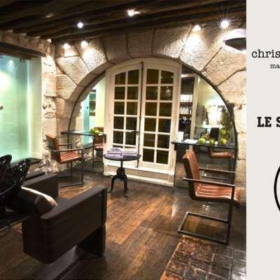Nuevo en Paris : el espacio barbero de Christophe-Nicolas Biot