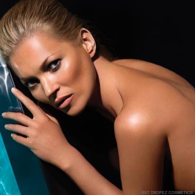 Kate Moss, la beauté désinvolte.