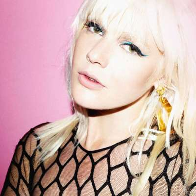 Le beauty look de Micky Green