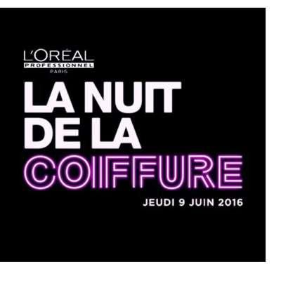 La Nuit de la Coiffure vue par Jérôme Guézou