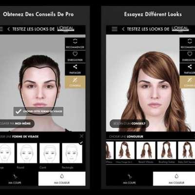 Découvrez Style My Hair : la nouvelle application L'Oréal Professionnel