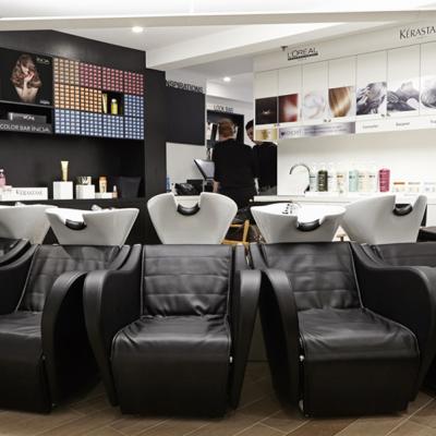 Evolution des salons de coiffure