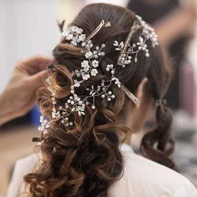 Quel bijou de cheveux choisir pour un mariage?