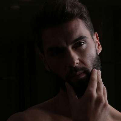 Benoit Paire, new beard care ambassadeur Beardilizer