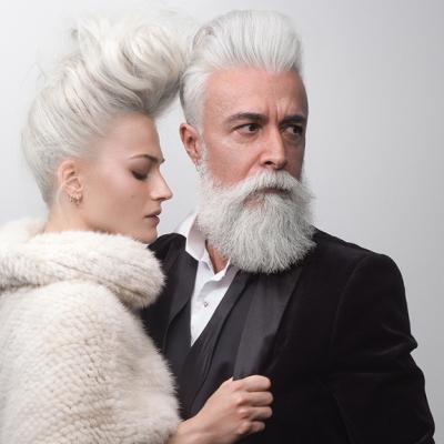 Automne Hiver 2015-16 : Tendance cheveux blancs