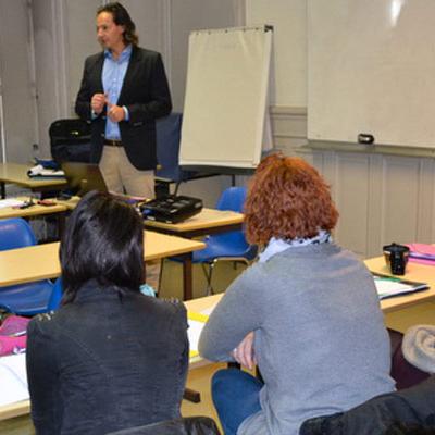 Formation Manager de salon de coiffure: l'avenir d'une profession. Interview Romaric Andreux directeur d'école