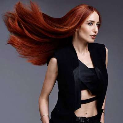 Lizzy Jagger, muse re-belle pour Redken