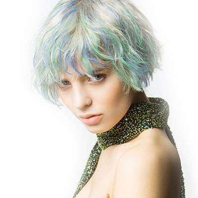 ¿Rainbow hair o mechas color pastel?