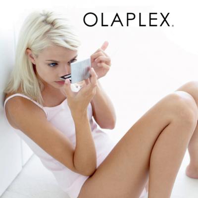 Le nouveau produit miracle des cheveux décolorés : OLAPLEX®