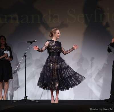 Amanda Seyfried, nouvelle muse beauté