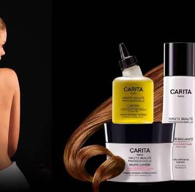 Haute beauté professionnelle par CARITA