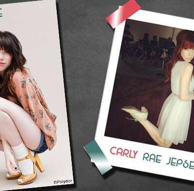 Carly Rae Jepsen, égérie pop