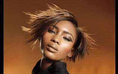 Cheveux afro et coloration…