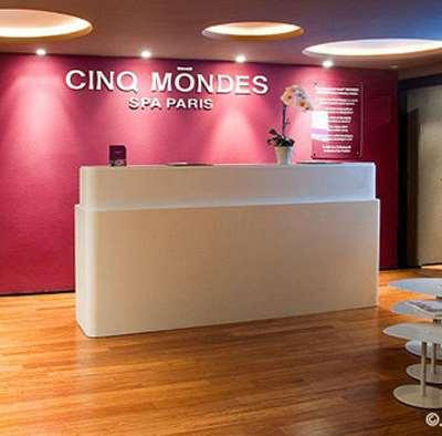 Escape with The Spa Cinq Monde