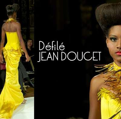 Défilé Haute-Couture Jean Doucet, backstage à l'Opéra Garnier