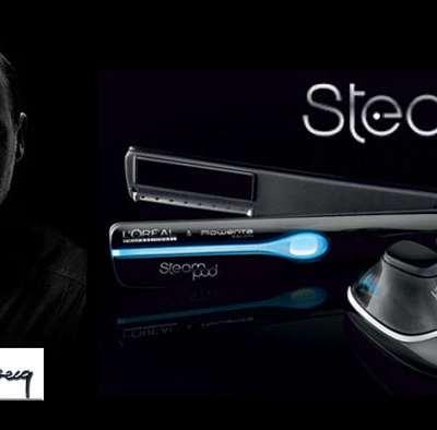 Denis Holbecq teste  pour vous le Steampod