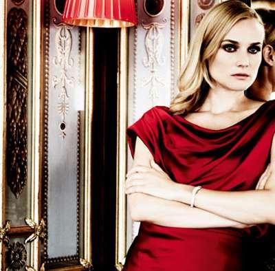 Diane Kruger, déesse blonde