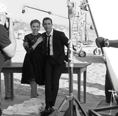 The One, backstages avec Scarlett Johansson et Matthew McConaughey