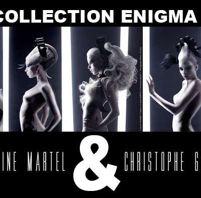 Collection ENIGMA par Guylaine Martel & Christophe Gaillet