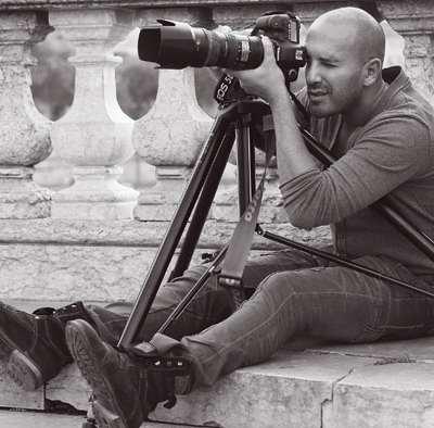 Portrait du jour : Eric Ouaknine, photographe