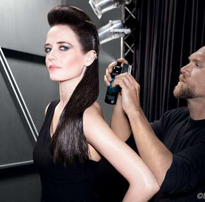 Eva green, égérie l'Oréal Professionnel 2015