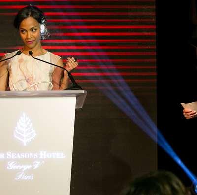 Eva Longoria préside la 5ème EDITION DU GLOBAL GIFT GALA
