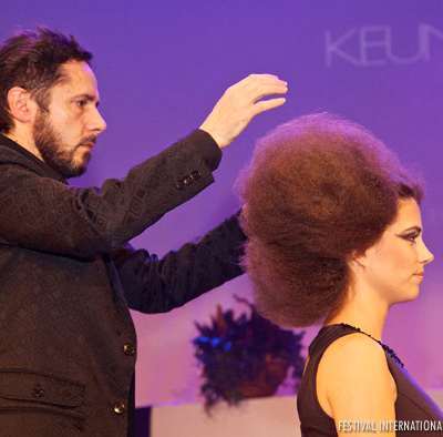 Dive into the international hairdressing Festival of the Rives du Leman !