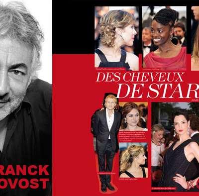 Franck Provost acteur beauté du festival de Cannes