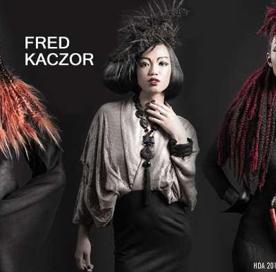 Véritable mordu de la coiffure, découvrez l'univers ébouriffant du prodigieux Fred Kaczor !