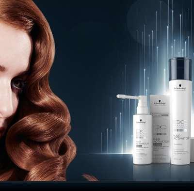 Professional hair loss treatment