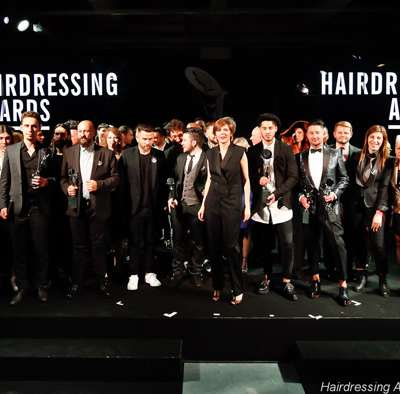 Hairdressing Awards 2015 : les 10 ans se fêtent à la Cité de la Mode et du design, PARIS