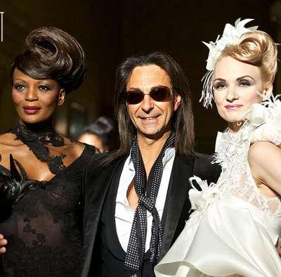 La coiffure au service de la haute Couture collection Jean Doucet