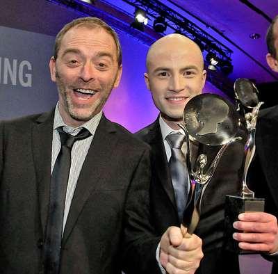 Luc Drouen, un Meilleur coiffeur de l'année 2012 humble et passionné