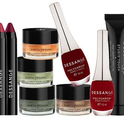 Become their Muse and adopt the makeup Dessange !