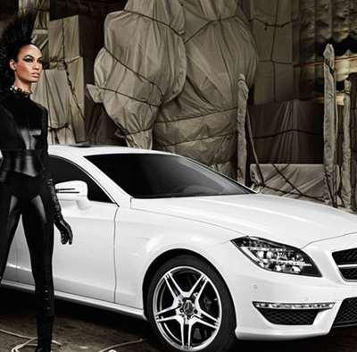 Mercedes et les femmes