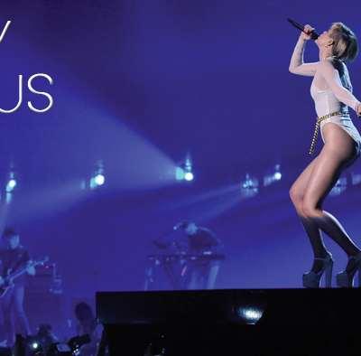 Miley Cyrus, good girl gone bad !