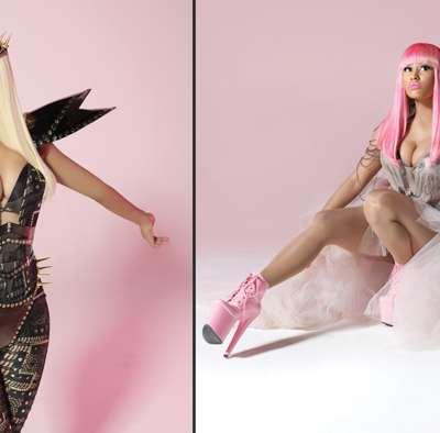 Nicki Minaj, explosion capillaire