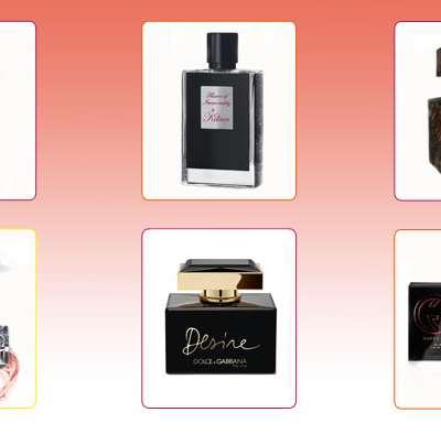 Le shopping parfums de la rédaction