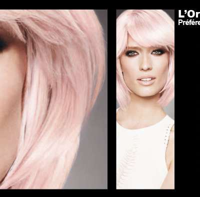 Pink hair, comment faire