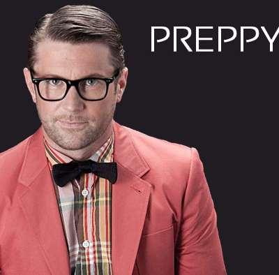 Coiffure preppy pour homme : style et tendance