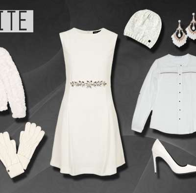SHOPPING - Pure White…