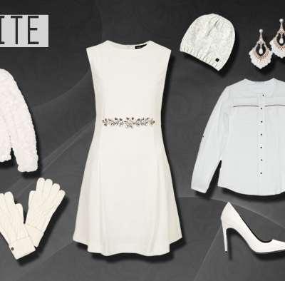 SHOPPING - Pure White…