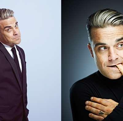 Robbie Williams, retour de la star Brit'Pop