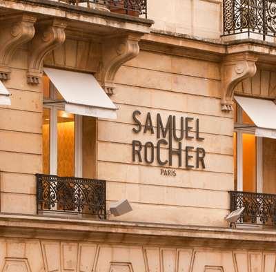 Samuel Rocher : Le cœur et le talent au bout des ciseaux !