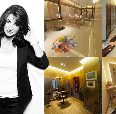 Sarah Guetta, coiffeuse de stars, nous ouvre les portes de son salon parisien
